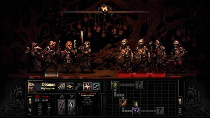 Darkest Dungeon games